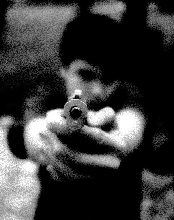 Gun power by sha2001